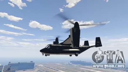 Para vender el vengador en GTA 5 online