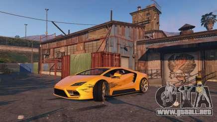 Usted tendrá que copiar un coche en GTA 5 online