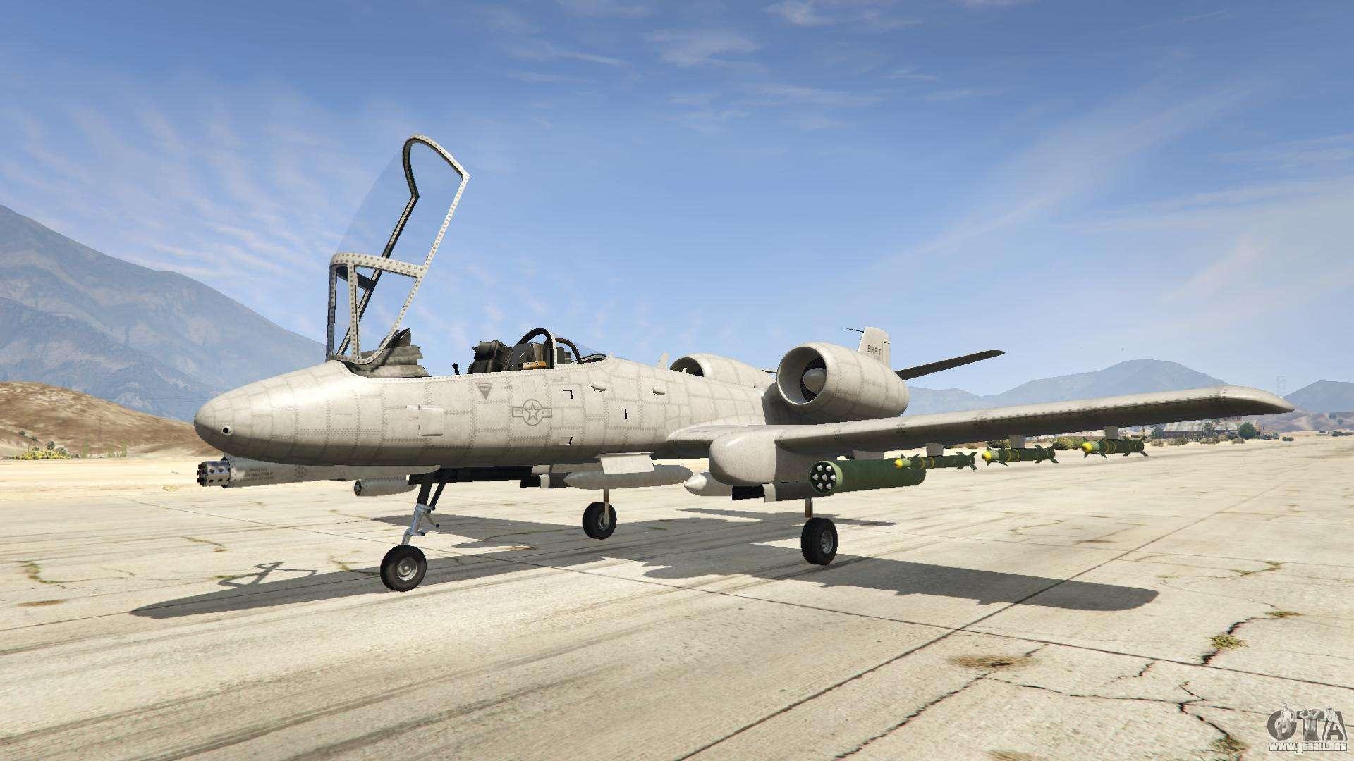 B-11 Strikeforce GTA 5