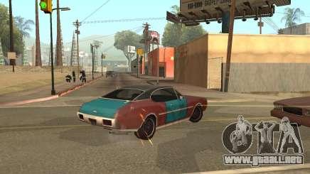 Le Jugabilidad de GTA San Andreas