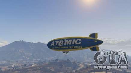 Robar un dirigible en GTA 5 online
