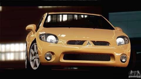 Exclusivo: Mitsubishi Eclipse 2006