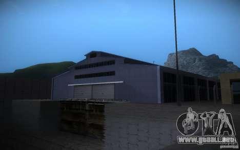 San Fierro Re-Textured para GTA San Andreas décimo de pantalla