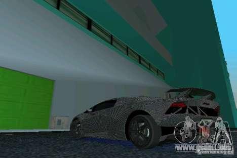Lamborghini Sesto Elemento para GTA Vice City left