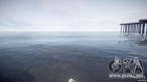 Water Effect Better Reflection para GTA 4 tercera pantalla