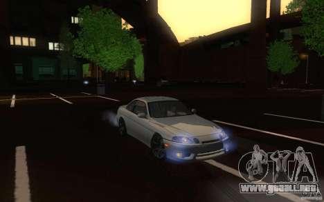Lexus SC300 para visión interna GTA San Andreas