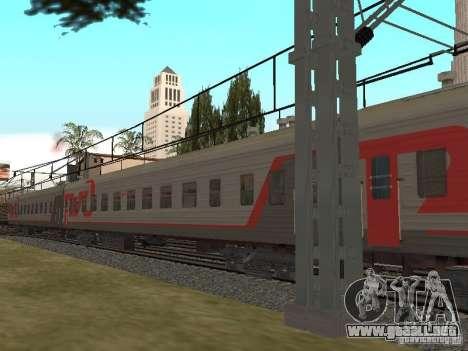 Final de ferrocarril mod IV para GTA San Andreas décimo de pantalla