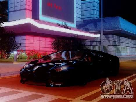 ENB v1.2 by TheFesya para GTA San Andreas sucesivamente de pantalla