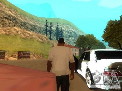 Ajuste de calidad ENBSeries para GTA San Andreas segunda pantalla