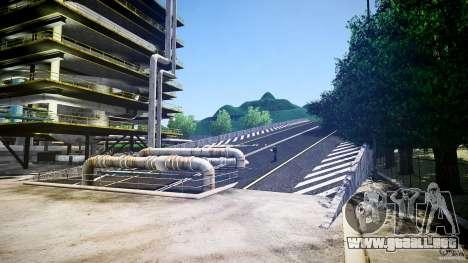 Drift Paradise V2 para GTA 4 segundos de pantalla