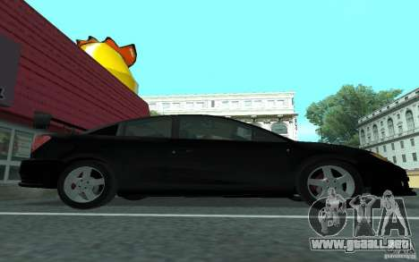 Saturn Ion Quad Coupe para GTA San Andreas