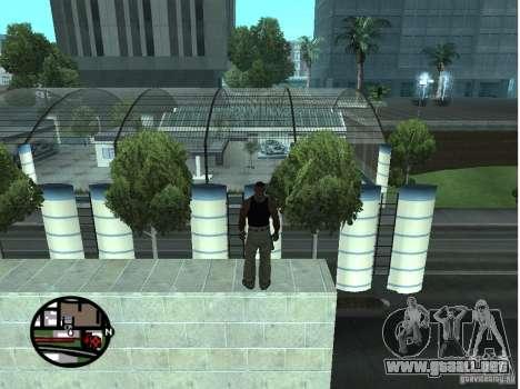 Dorothy Doherty Plaza Nueva para GTA San Andreas tercera pantalla