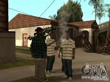 Still Pimpin para GTA San Andreas tercera pantalla