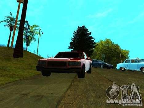 Picador para la visión correcta GTA San Andreas