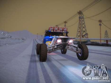 Ickler Jimco Buggy para vista inferior GTA San Andreas