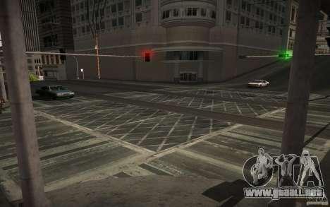 Carretera de HD (4 GTA SA) para GTA San Andreas séptima pantalla