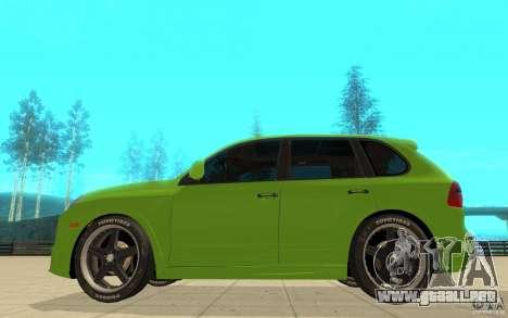 Wild Upgraded Your Cars (v1.0.0) para GTA San Andreas sexta pantalla