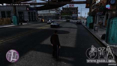 VC estilo Radar/HUD (piel 3) para GTA 4 tercera pantalla