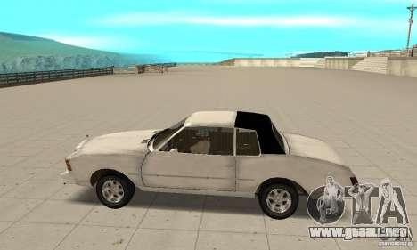 Chevrolet Monte Carlo 1976 para GTA San Andreas left