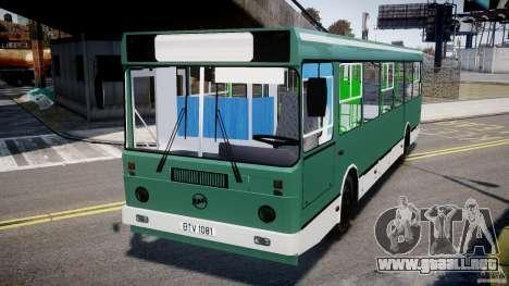 LIAZ 5256 para GTA 4