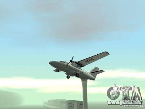 Let L-410 para GTA San Andreas
