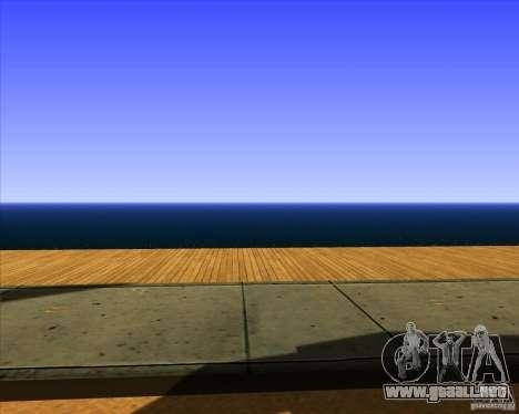 Hermoso entorno ENBSeries para GTA San Andreas novena de pantalla