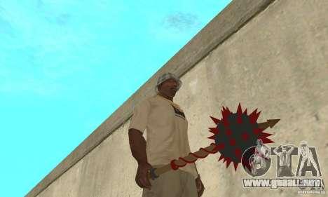 Mace para GTA San Andreas
