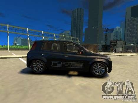 Fiat Novo Uno Sporting para GTA 4 left