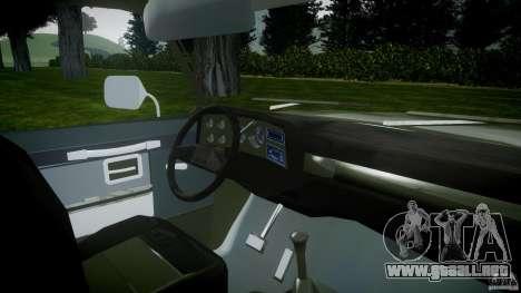 Chevrolet D20 Brigada Militar RS para GTA 4 visión correcta