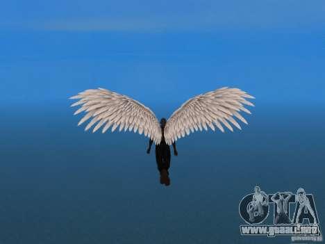 Wings para GTA San Andreas segunda pantalla