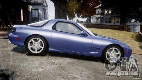 Mazda RX-7 1997 v1.0 [EPM] para GTA 4 left