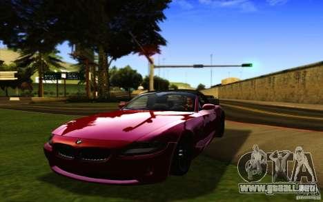 ENBSeries HD para GTA San Andreas octavo de pantalla