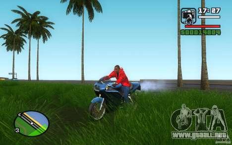 Vegetación perfecta v. 2 para GTA San Andreas undécima de pantalla