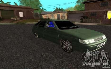 VAZ-2112 v. 2 para GTA San Andreas