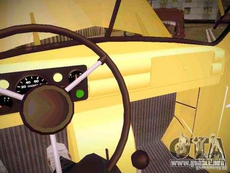GAS-51A para visión interna GTA San Andreas