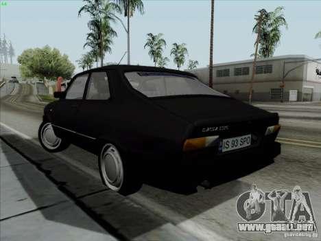 Dacia 1310 L Sport para GTA San Andreas vista posterior izquierda