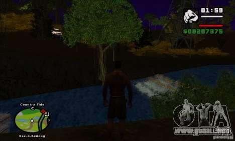Travesía v1.0 para GTA San Andreas séptima pantalla