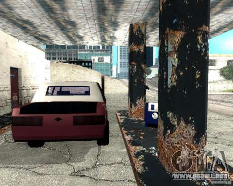 Derby Greenwood Killer para la visión correcta GTA San Andreas