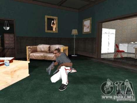 Aliento para GTA San Andreas