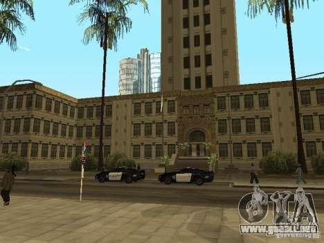 Salida de emergencia de la LSPD para GTA San Andreas