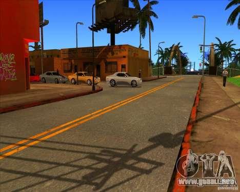 Hermoso entorno ENBSeries para GTA San Andreas séptima pantalla