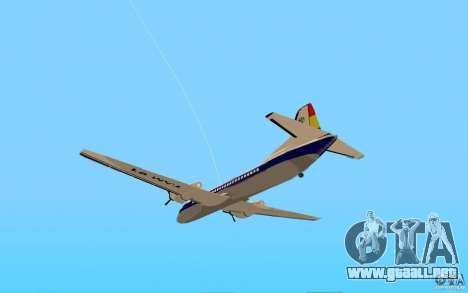 YS-11 para GTA San Andreas left