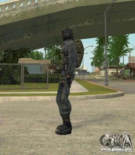 Agrupación de mercenarios de un acosador para GTA San Andreas décimo de pantalla