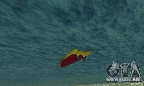 GTAIV Jetmax para visión interna GTA San Andreas
