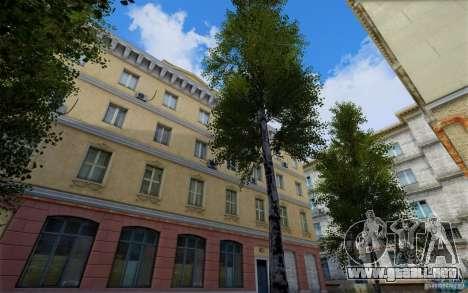 Rusia furia criminal v 1.3.1 para GTA 4 tercera pantalla