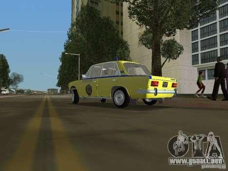Policía VAZ 2103 para GTA Vice City left