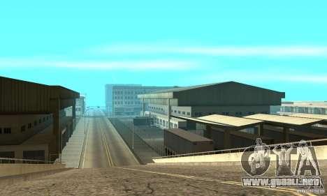 New Island para GTA San Andreas séptima pantalla