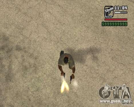 Pistola Luger para GTA San Andreas tercera pantalla
