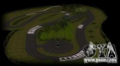 Anillo de Roskilde para GTA San Andreas