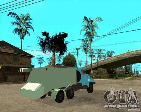 Camión ZIL 131 para GTA San Andreas